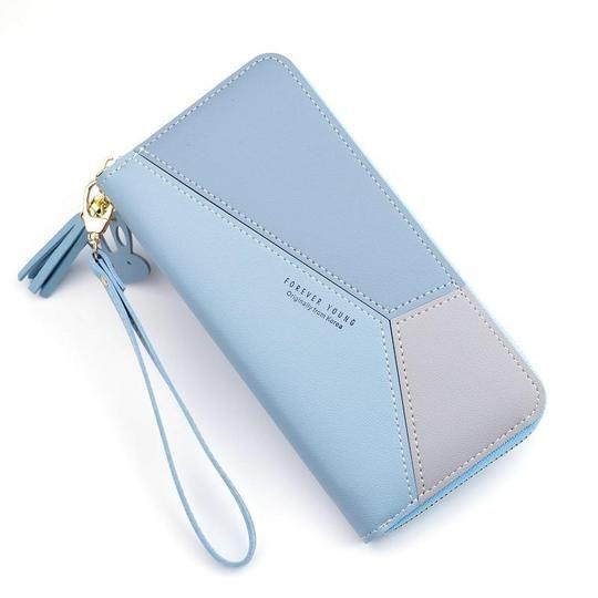 Clutch Girls Women/'s Bags Long Purse Card Holder Envelope Wallet Coin Bag