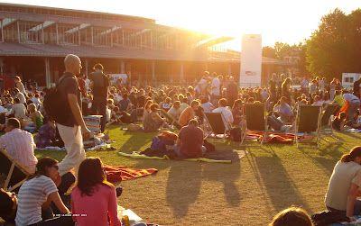 Zwar in diesem Jahr verpasst, aber dann hip hip away im nächsten Jahr! Paris jährliches open air cinema festival im La Villette Park