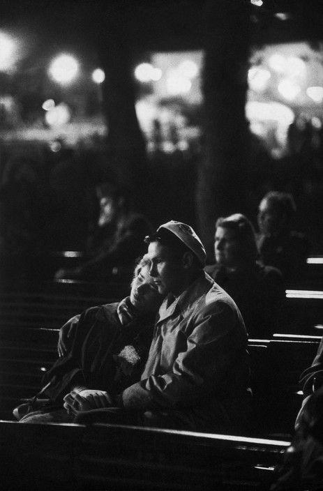 Henri Cartier-Bresson - Sweden. 1956.