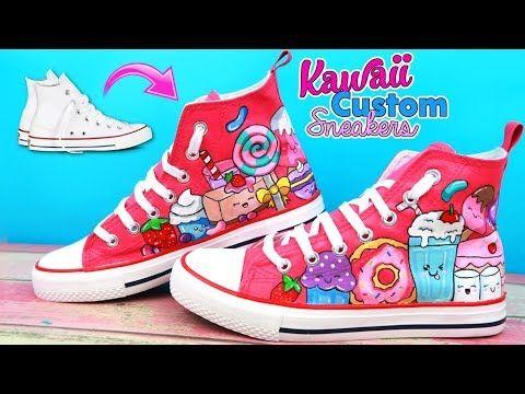 Customize your shoes! art ideas