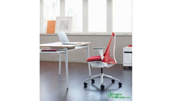 Siège de bureau design et ergonomique