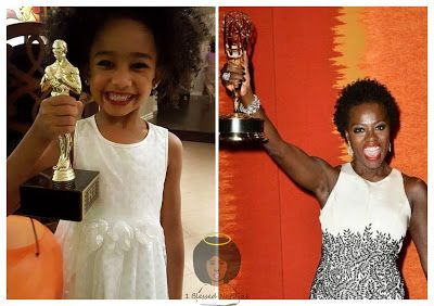 Viola Davis Inspired Her Daughter to Dress Up Like Her for Halloween