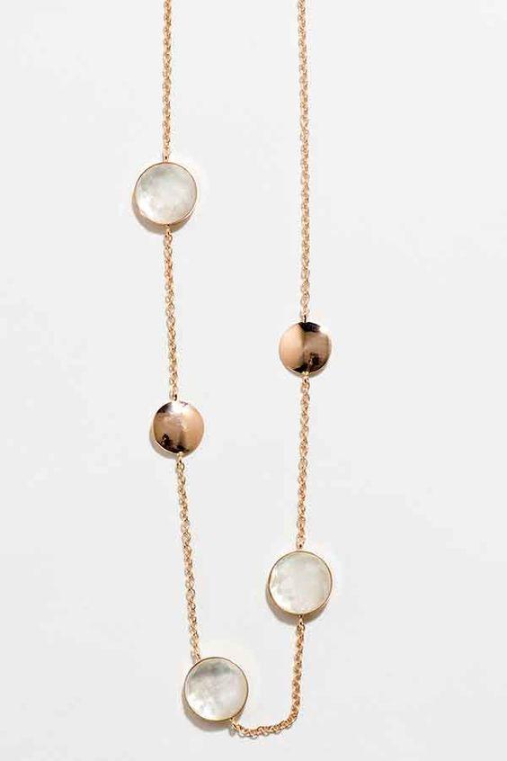 accessorio per allungare collane
