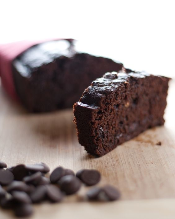 Chocolate Zucchini bread - another way to smuggle the veggies in