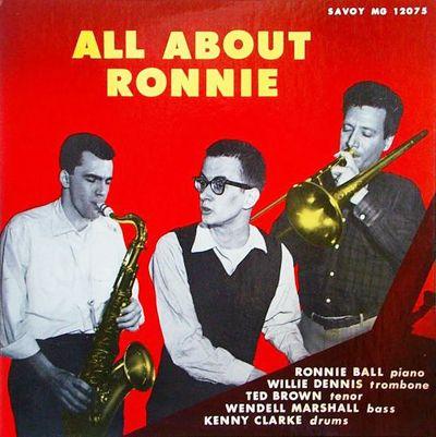 Ronnie Ball