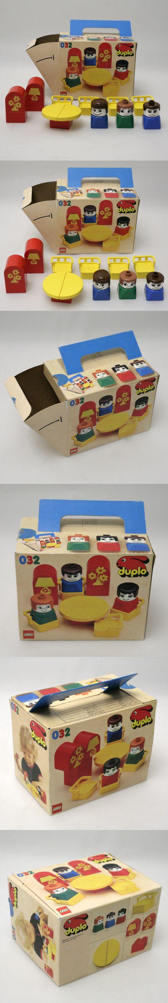 1970's Vintage Lego Duplo Set 032 NOW FOR SALE on EBAY.DE