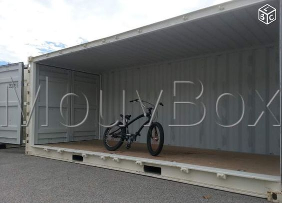 "Rare, container 6m ""open-side"" pour le Limousin"
