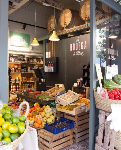 La Fruiteria De L Elma Em 2020 Decoracao Gourmet
