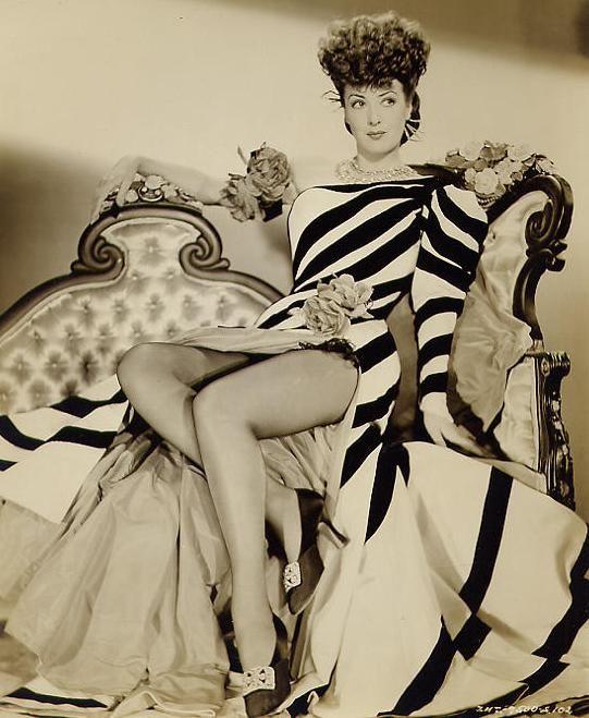 Gypsy Rose Lee (1914 - 1970)