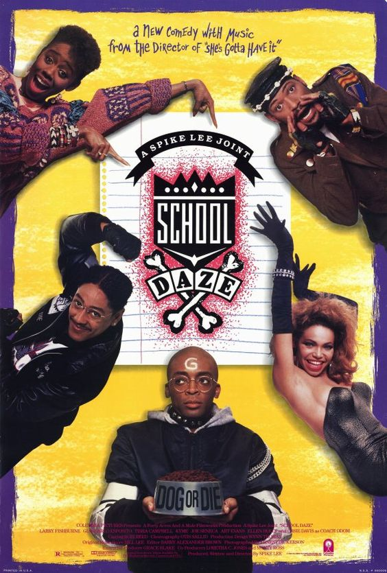 School Daze by Spike Lee