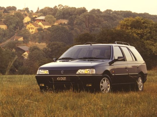 Peugeot 405 Break Worldwide 1993 96
