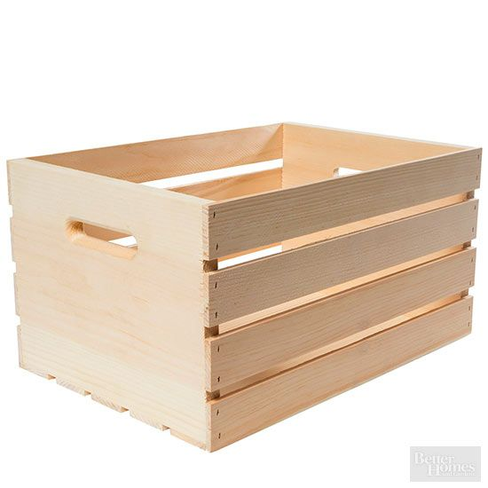 creative things to do with wood crates creative big box
