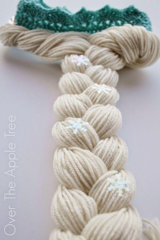 Crochet Elsa Tiara Pattern Free : Pinterest The world s catalog of ideas