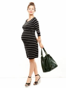 gap stripe dress.