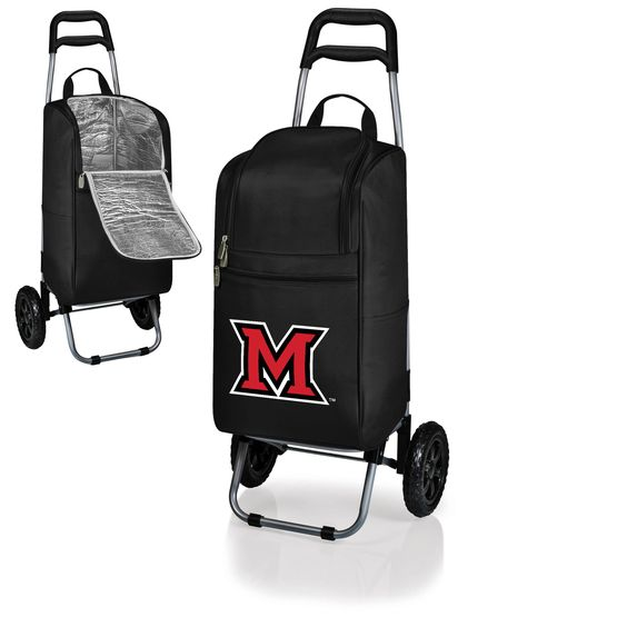Cart Cooler- Miami University Redhawks