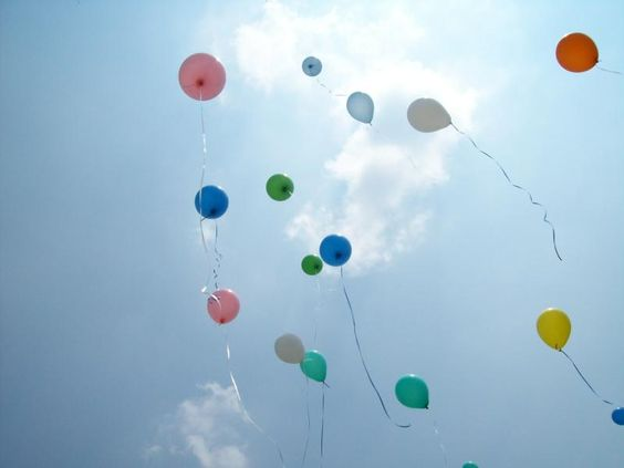 Just give hope a chance to float up, and it will.