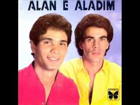 Alan Aladim 1ª Formacao Liguei Pra Dizer Que Te Amo