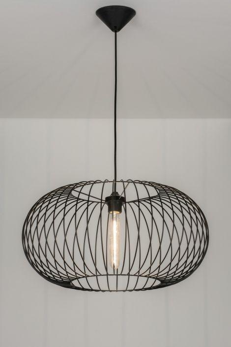 Slaapkamer Lamp Zwart: Zwarte lampen vind uw lamp op rietveldlicht ...