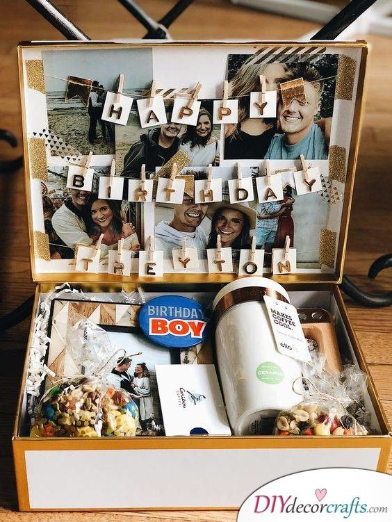 A Guide To The Best Birthday Gifts For Men 25 Birthday Present