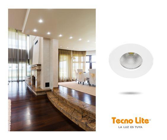 Cualquier espacio de tu hogar lucirá cálido y hogareño con la iluminación de nuestro modelo TECTUM II
