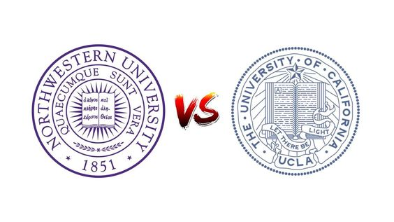 COMPARE NORTHWESTERN UNIVERSITY VS. UNIVERSITY OF CALIFORNIA, LOS ANGELES