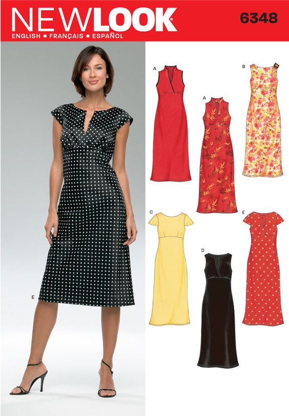 dresses-need to dust off my sewing machine!  Like the one with cap sleeves but above knee length.: