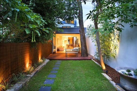 Kleiner Garten Reihenhaus. 23 besten garten bilder auf pinterest ...