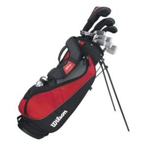 Wilson Men's Profile VF Graphite Golf Set -  Right Hand