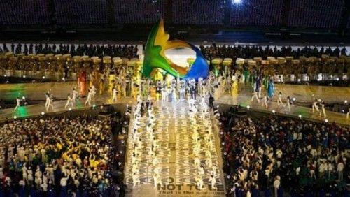 Festa deve ser vista por mais de 3 bilhões de pessoas em todo mundo. Foto…