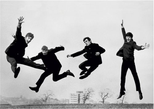 Oh the mighty Beatles! <3