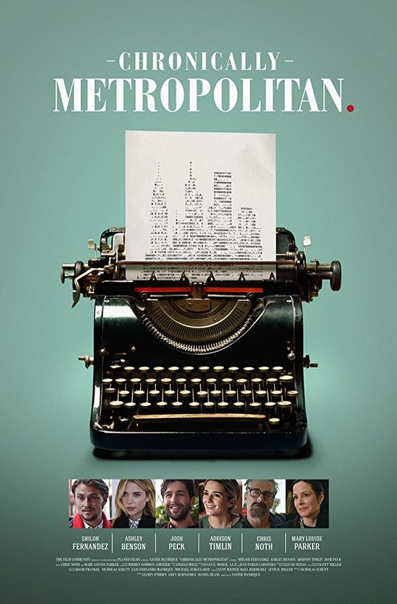 Chronically Metropolitan (BluRay)