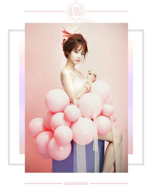 Kara 카라 カラ |  Seung Yeon