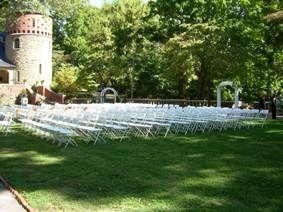 Outdoor Wedding Venue Audubon State Park In Henderson KY
