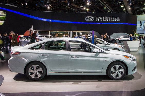 Price Release Hyundai Sonata Hybrid 2016 Review Side View Model