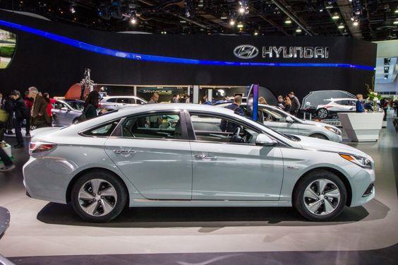 Price Release Hyundai Sonata Hybrid 2016 Review Side View Model