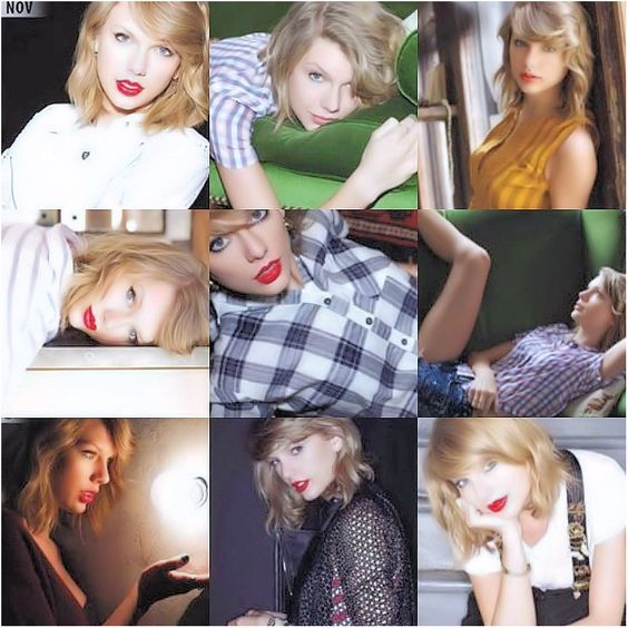 Taylor Collage - Calendar 2017 | Taylor Swift | Pinterest ...