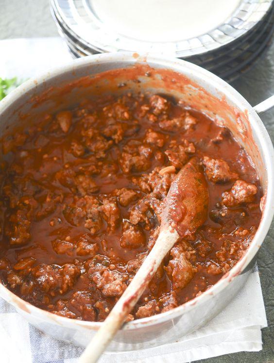 Low Sodium Spaghetti Sauce – Recipe Diaries