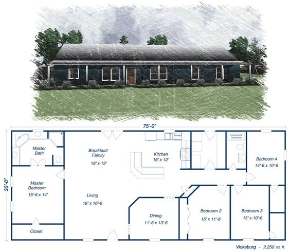 few changes of floor plan & perfect http://www.budgethomekits.com/wp-content/uploads/2012/06/plans/metal-house-kit-steel-home-vicksburg.jpg