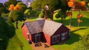 Fortnite Shadow Safe Houses Locations Where To Find Them All In 2020 House Styles Shadow Fortnite