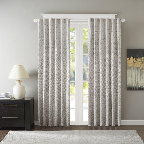 Biloxi Single Curtain Panel