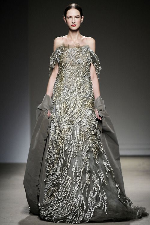 Thimister Haute Couture spring 2010