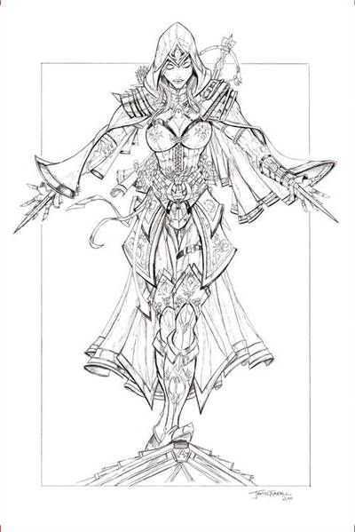 Assassin S Creed Pencils By Jamietyndall With Images Sketches