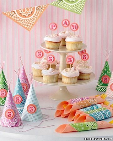 Bandanna Birthday Party dot patterns to create a festive celebration that's perfect for children of all ages.
