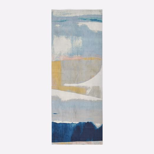 Sun Kissed Landscape Rug Light Pool With Images Pool Light Rugs Rug Shopping