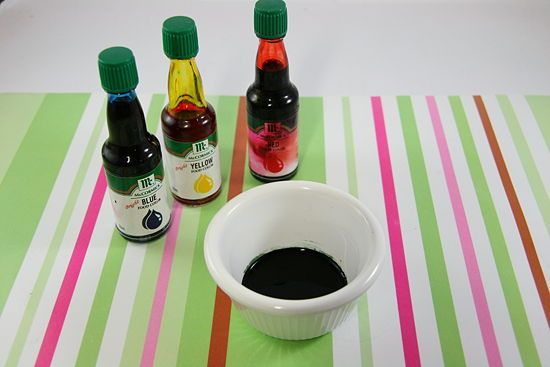 Make Black Food Coloring | Food, Cake and Bakeries