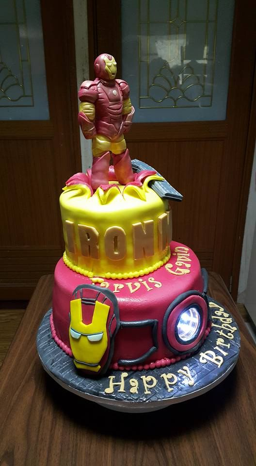 78 Best images about Iron man bday on Pinterest Dragon con