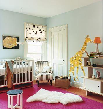 nursery color pops
