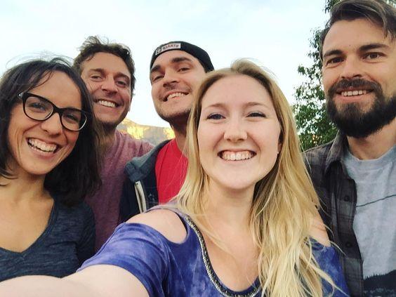 We're finally all together! So happy in magical Sedona  #lovelife #sedona #sedonaarizona #sedonavortex #family #friends #friendship #newfriends #arizona #togetherness