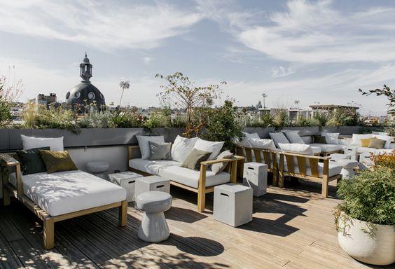 10 bars rooftops à Paris pour cet été