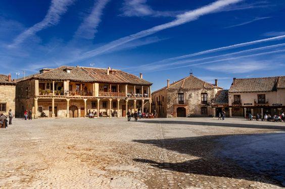 Imagen de Pedraza, Segovia